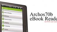 Archos ebook Reader mit WiFi und Android