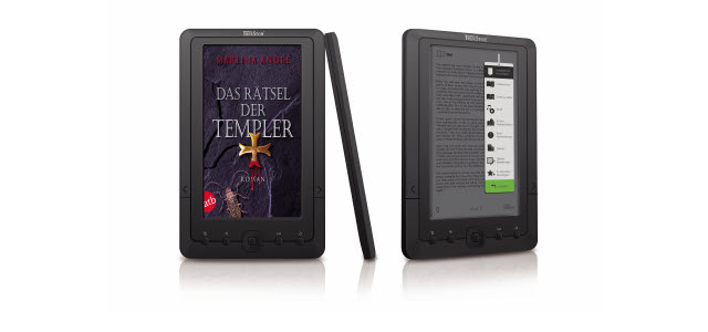 TrekStor eBook Reader ePlayer 7: solide und ohne Ballast