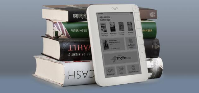 Oyo eBook Reader, die 2. Generation