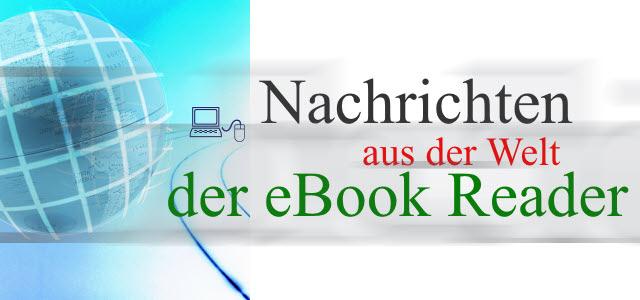 TrekStor eBook Reader 3.0 plus 4 Bestseller Thriller zum Sonderpreis