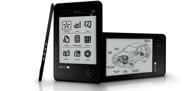 Elonex eBook Reader 621EB – Top eBook Reader und echter Geheimtipp