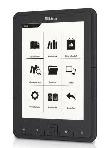 TrekStor Pyrus / eBook Reader 4