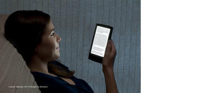 Kostenloses eBook beim Kauf des Bookeen HD Frontlight