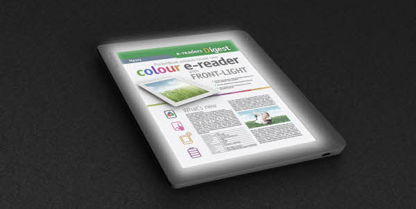 PocketBook Color mit Frontlight