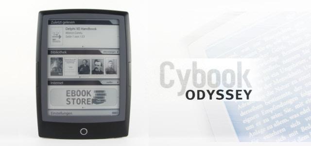 Zubehör für Cybook Odyssey HD Frontlight HD: Taschen, Folien und Eingabestift