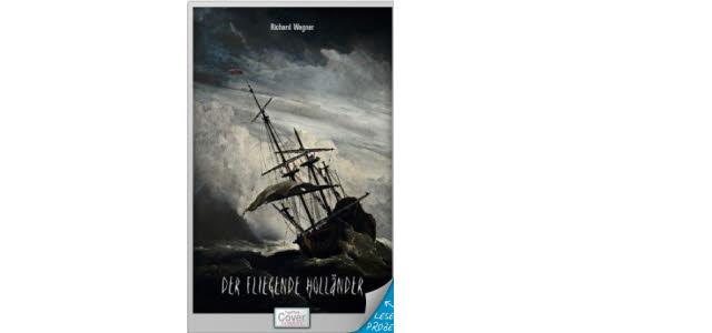 Kostenloses eBook: Der fliegende Holländer mit dem besonderen Cover
