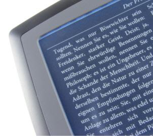Testbericht Cybook Odyssey HD Frontlight