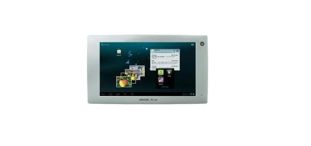 Preisgünstiges Tablet als eBook Reader: Archos Arnova 7H G3