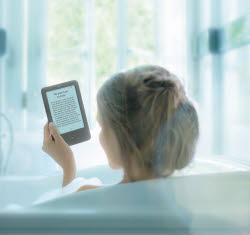 tolino shine Lesen eines eBooks