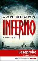 Der neue Dan Brown - Inferno -jetzt kostenlos den Prolog lesen