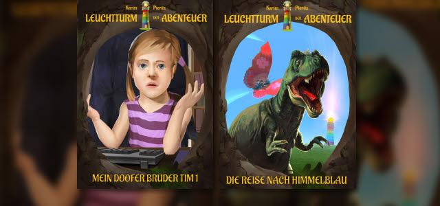 Leuchtturm der Abenteuer ist eine neue Buchreihe für Kinder ab 6 Jahren.
