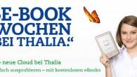 Thalia eBook Wochen: tolinos und eBooks gewinnen und informieren