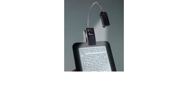 eBook Reader 4ink oder Cybook Odyssey HD kaufen und kostenlose Leselampe erhalten