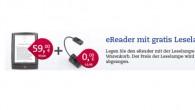 Cybook Odyssey für 59 Euro plus kostenlose Leselampe
