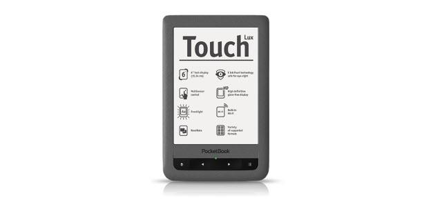 Neuer eBook Reader bei eBook.de: Pocketbook Touch Lux