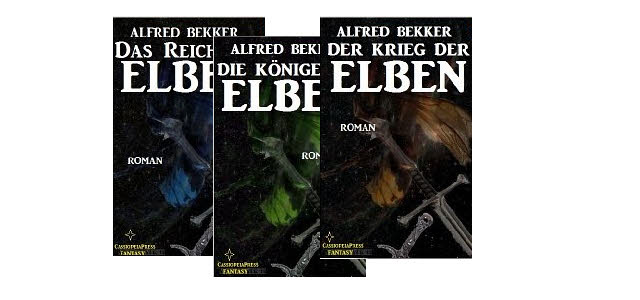 Gratis als Kindle eBook: ELBEN – Die Trilogie