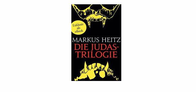 Judastrilogie: 2150 Seiten Horrorthriller für echte Vampirfans