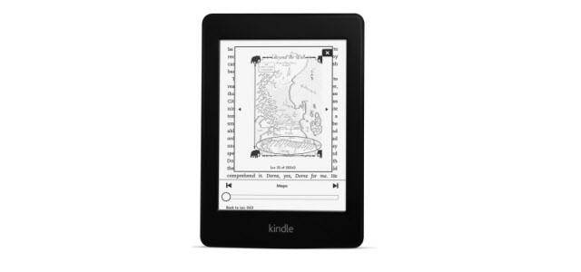 Umfangreiches Software Update für Kindle Paperwhite 1 kleines Firmware Update für Kindle Paperwhite 2