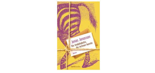 Die Analphabetin, die rechnen konnte – neues eBook von Jonas Jonasson