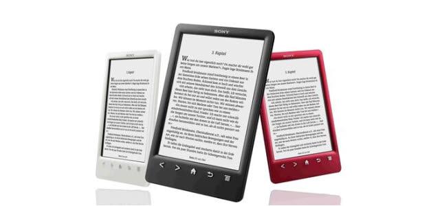 Sony Reader PRS-T3 verfügbar, interessant, aber auch eigen