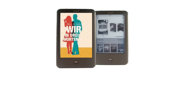 Tolino Shine eBook Reader gewinnen