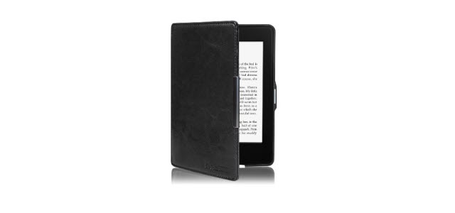 UltraSlim Hülle Swees® Kindle Paperwhite mit Displayschutzfolie