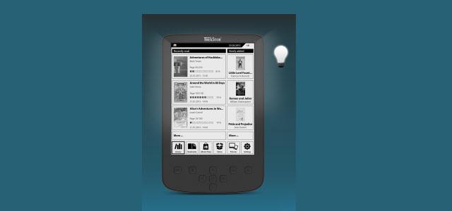 Verfügbar: TrekStor Pyrus 2 LED für 79,99