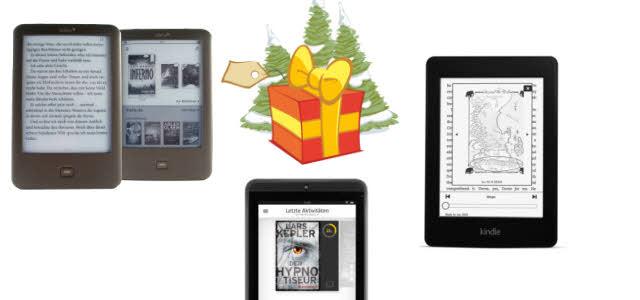Tolino oder Paperwhite für Weihnachten? oder lieber ein Tablet?