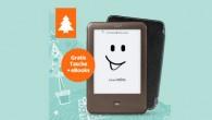 Tolino shine plus Gratis Leder Tasche plus Gratis eBooks als Bundle für nur 99 Euro