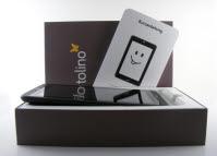 Tolino Tab 7 - Tablet, Anleitung und Verpackung