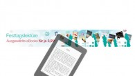 Festtagslektüre: ausgesuchte eBooks für nur 3,99 Euro