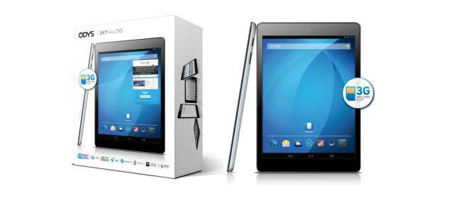 Odys Sky Plus mit 3G, auch als eBook Reader