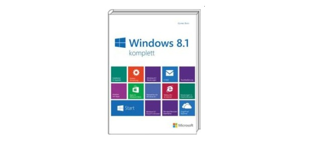 eBook Ratgeber: Windows 8.1 Komplett
