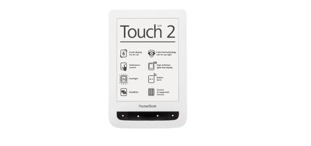 PocketBook Touch Lux 2 Interessante eBook Reader Alternative