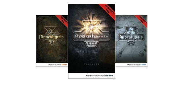 Apocalypsis 3 Collector's Pack verfügbar