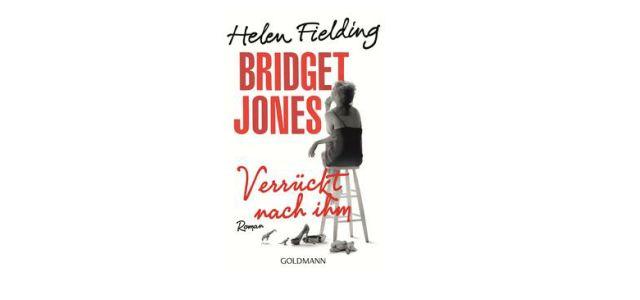 Neuer Bridget Jones Roman – Verrückt nach ihm – als ebook verfügbar
