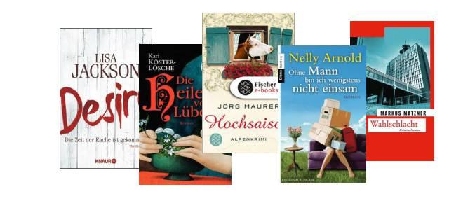 5 neue eBook Deals und viele weitere eBook Tipps und Schnäppchen Toller Lesestoff für Ihren Reader