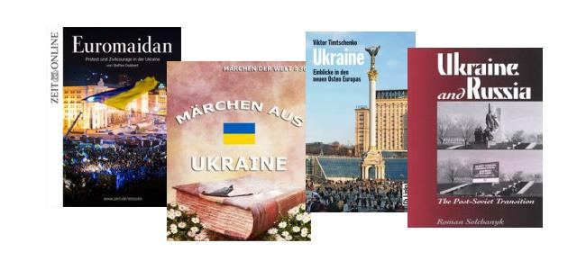 eBooks zur Ukraine