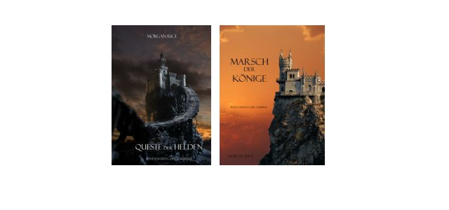 Ring der Zauberei – eBook Fantasy Epos für Fans