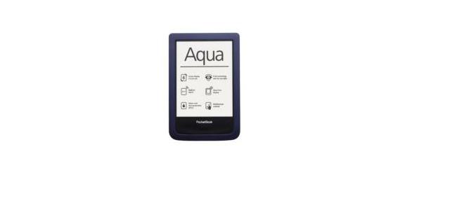 PocketBook Aqua: Zweit Reader für Urlaub, Strand und Badesee
