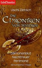 Chroniken von Waldsee Bd.1-3 eBook