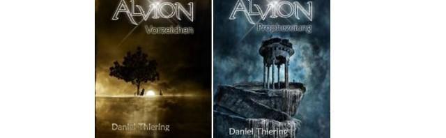 Packender Fantasy eBook Tipp: Alvion Vorzeichen und Alvion Prophezeiung