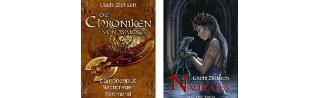 Die Chroniken von Waldsee 4: Nauraka – Volk der Tiefe (Fantasy eBook)