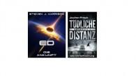 Neue eBook Serien: ED - Die Ankunft - Scifi eBook Serie und Tödliche Distanz - Thriller eBook Serie