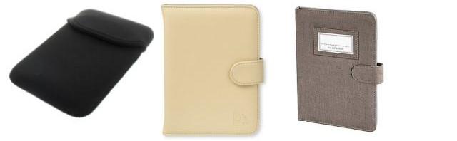 Neue Taschen Alternativen für den Tolino Vision und ein Buch