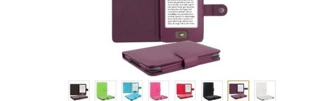 kwmobile Edle Bookstyle Kunstledertasche für Tolino shinegünstig und gut bewertet