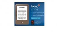 Tolino shine in Belgien