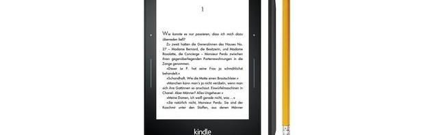 Kindle Voyage auf Anhieb mit Platz 3 der Bestseller Liste sehr erfolgreich