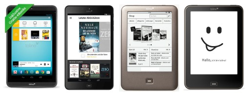 tolino tab tolino shine tolino vision 1 2 online kaufen anbieter bersicht ebook reader. Black Bedroom Furniture Sets. Home Design Ideas