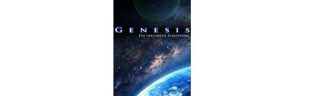 SciFi – Lesetipp: Genesis. Die verlorene Schöpfung